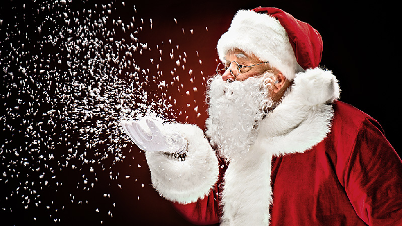 I Babbo Natale.Happy Hour Con Pedretti E Babbo Natale Magico Pedretti