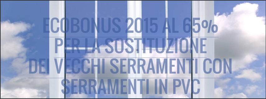 ecobonus serramenti 2015