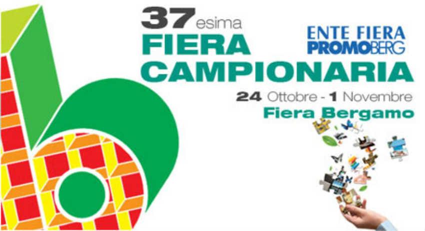 I nostri serramenti in PVC in esposizione alla 37^ Fiera Campionaria di Bergamo