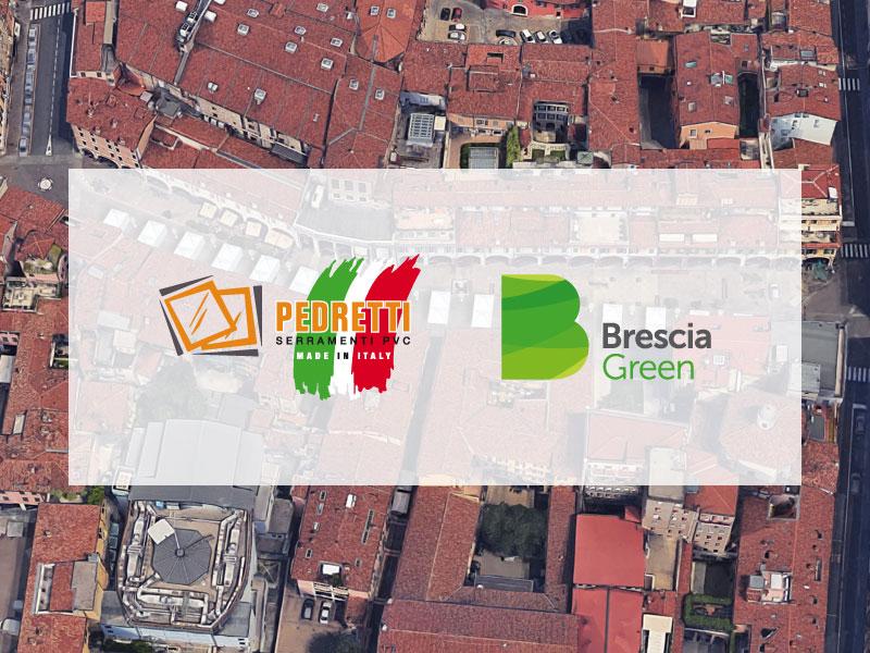 I nostri serramenti in pvc per la sostenibilità a Brescia Green