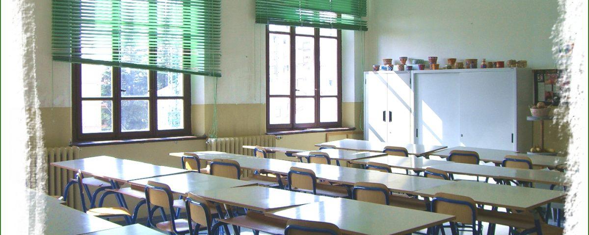 serramenti scuole