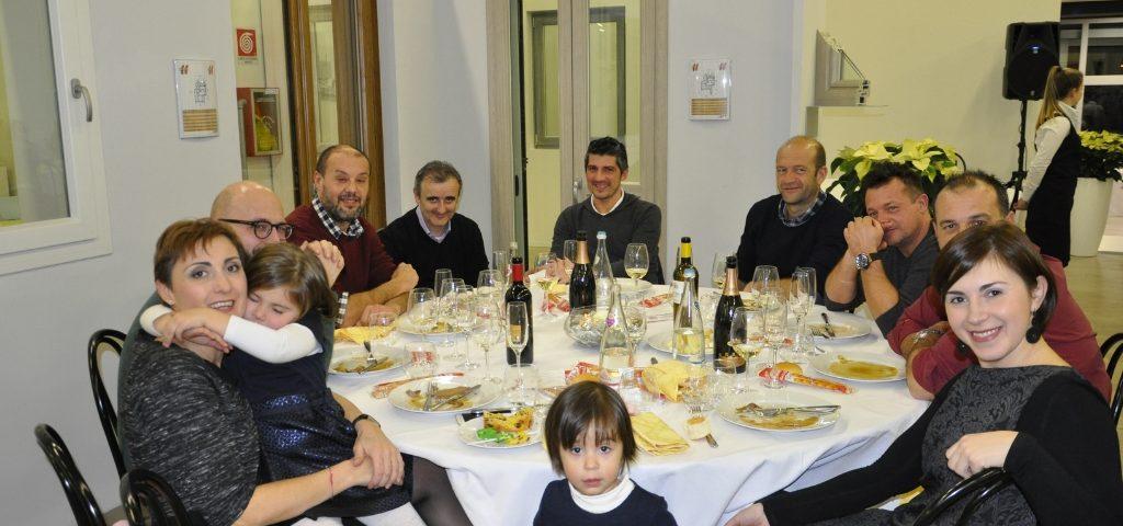 cena natale pedretti