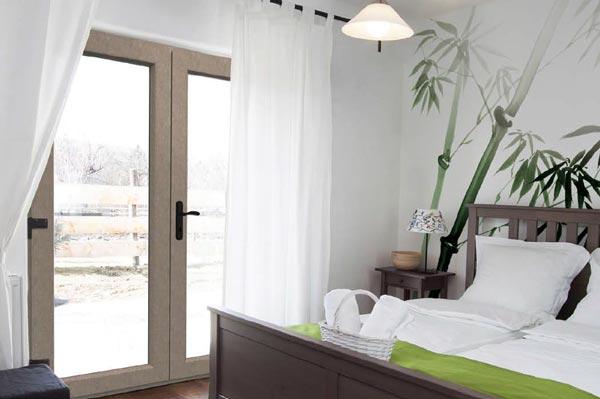 design finestra in PVC