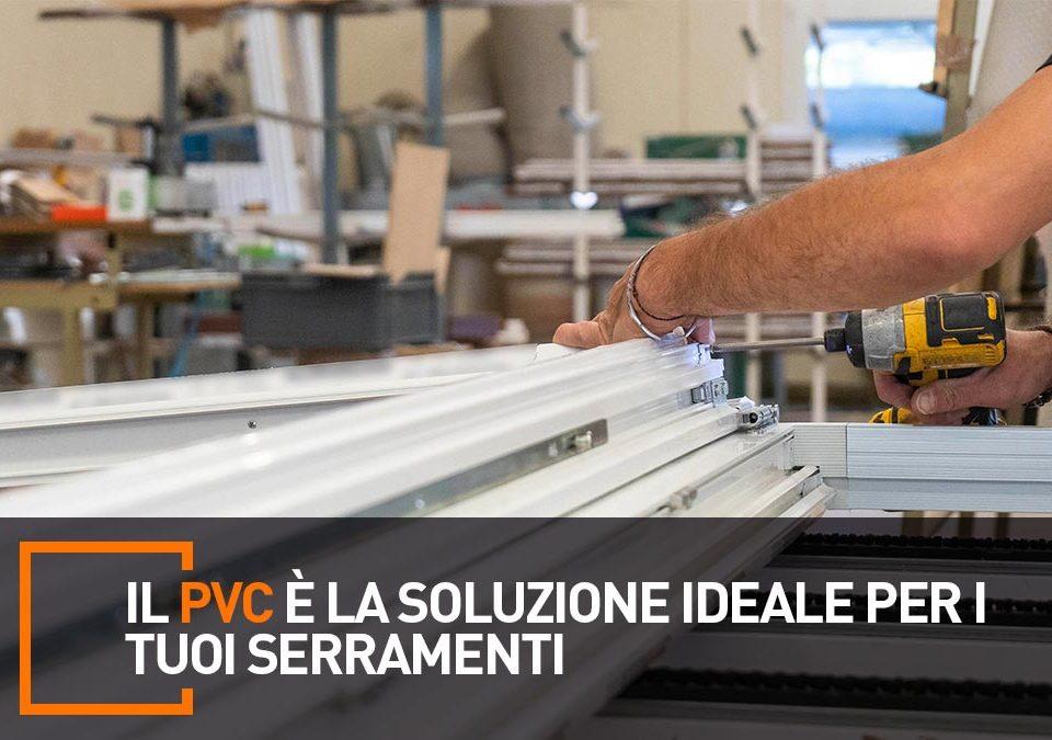 serramenti in PVC
