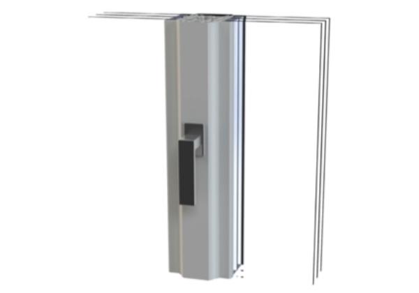 vetri infissi in PVC