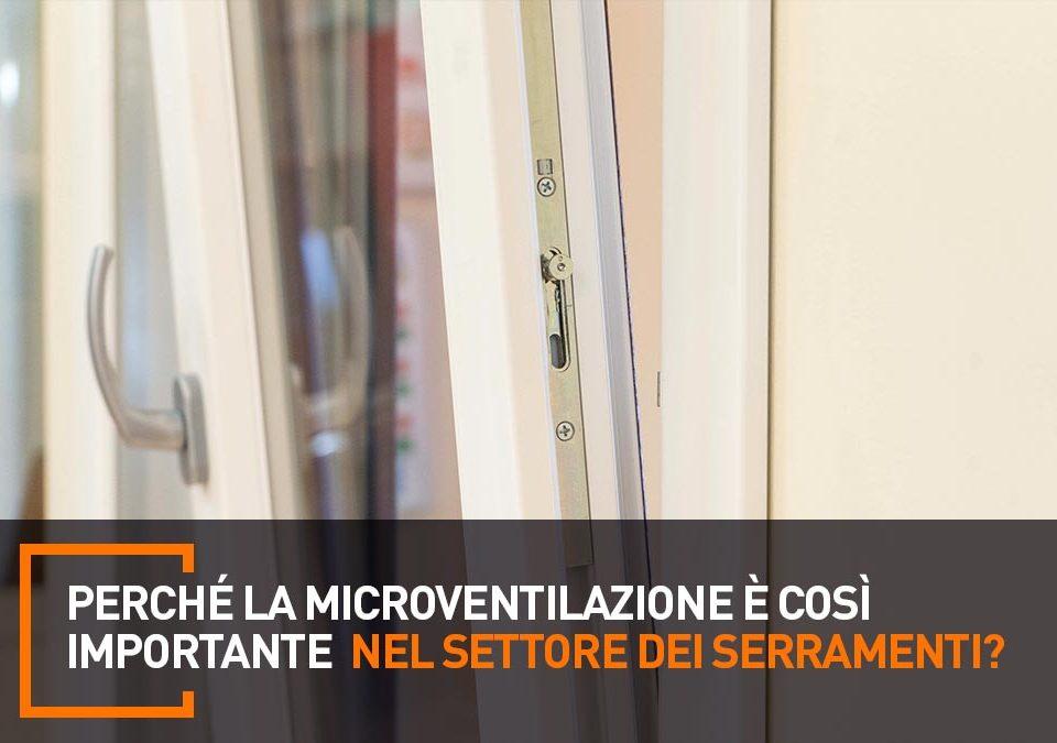 finestre microventilazione