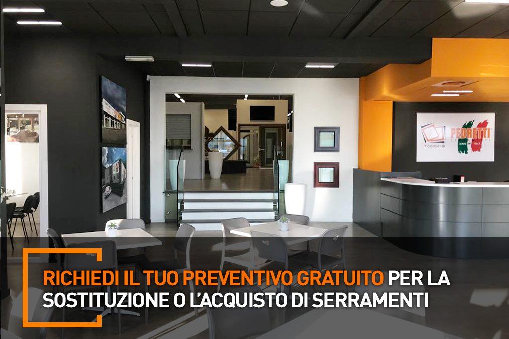 preventivo serramenti gratuito